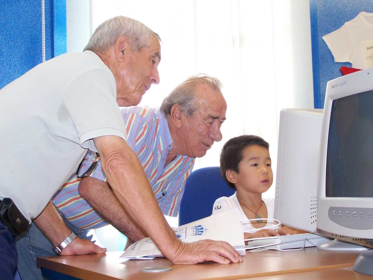 Guadalinfo Turre Día del Abuelo