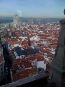 Vistas desde el Edificio de Telefónica