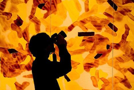 Silhouette Shooter por Thomas Hawk con licencia CC-by